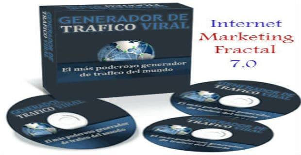 Internet Marketing Fractal 7.0 – Generador De Tráfico Viral